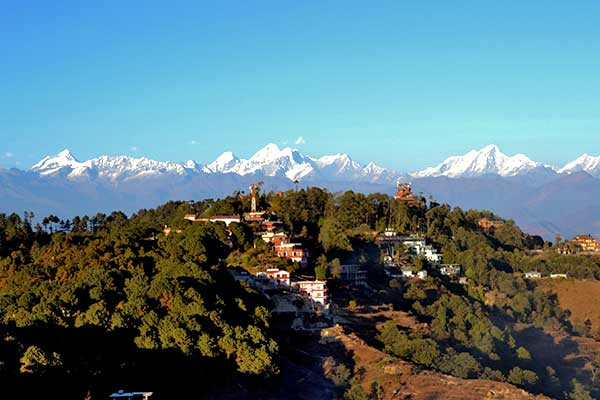 Kathmandu Dhulikhel Balthali Panauti Tour