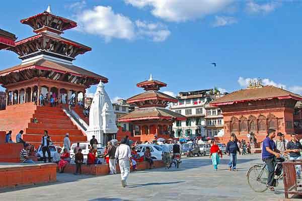 Einen Tag Kathmandu Sightseeing Tour