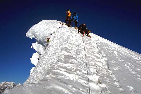 Everest Base Camp und Besteigung des Lobuche East Peak