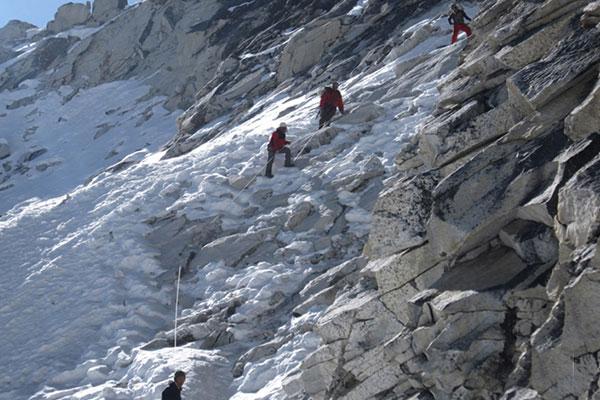 Mera Peak Klettern mit Amphu Laptsa Pass