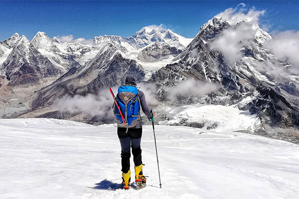 Mera Peak Klettern