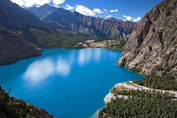 Phoksundo and Rara Lake Trek (Camping)