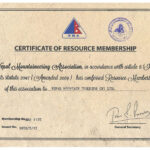 Certificate – Nepal Mountaineering Association