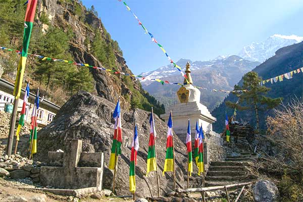 Everest View and Sherpa Culture Trek