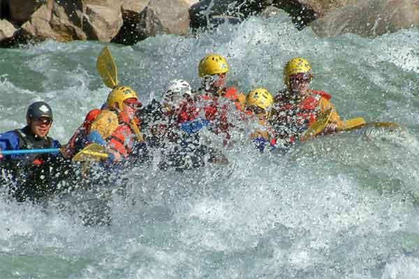 Marshyangdhi River Rafting