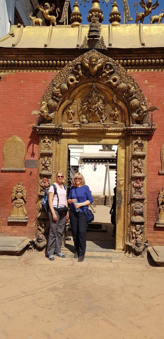 """""""We thoroughly enjoyed our days in Kathmandu, Nepal."""""""